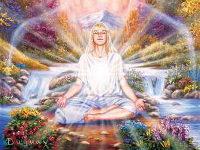 Медитация в Потоках Божественной Любви